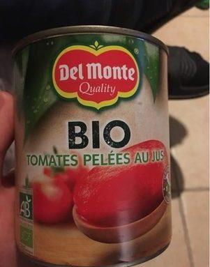 Tomates Pelees Au Jus