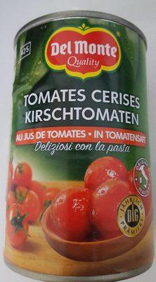 Tomates cerises au jus de tomates Del Monte