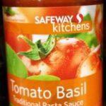 Tomato Basil Traditional Pasta Sauce