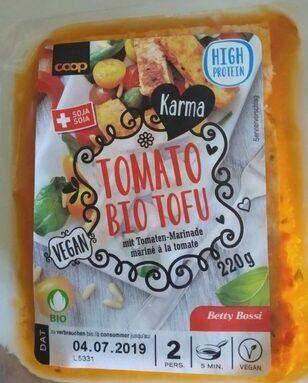 Tomato bio tofu