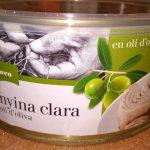 Tonyina clara en oli d'oliva