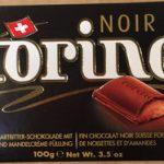 Torino Noir - Chocolat Suisse Noir Fin Fourré