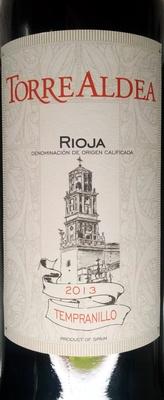 Torre Aldea Rioja
