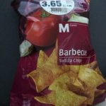 Tortilla Chips Barbecue