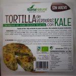 Tortilla de Verduras con Kale
