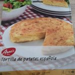 Tortilla de patatas espanola