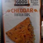 Tortillas chips cheddar