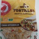 Tortillas de trigo integrales