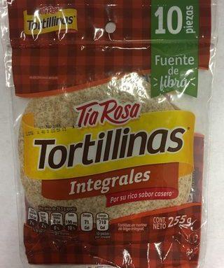 Tortillinas Integrales