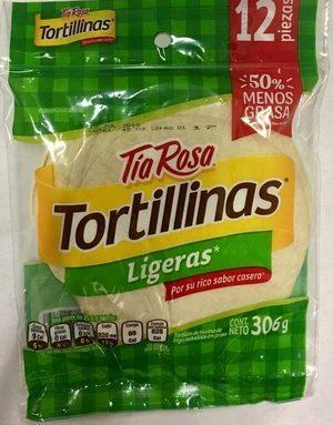 Tortillinas Ligeras