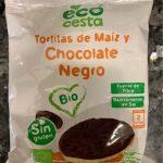 Tortiras de Maíz y Chocolate negro