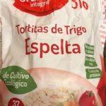 Tortitas de Trigo Espelta