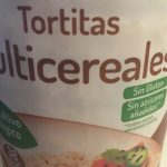 Tortitas multicereales