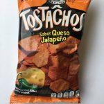Tostachos sabor Queso Jalapeño
