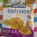 Tostones chips