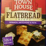 Town House Flatbread Crisps