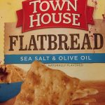 Town House Flatbread Sea Salt & Olive Oil