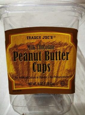 Trader Joes Peanut Butter Cups