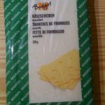 Tranches de fromages