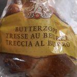 Tresse au beurre