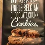 Triple Belgian Chocolaté Chunk Cookies