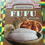 Tropiway Cocoyam Fufu Flour 680G