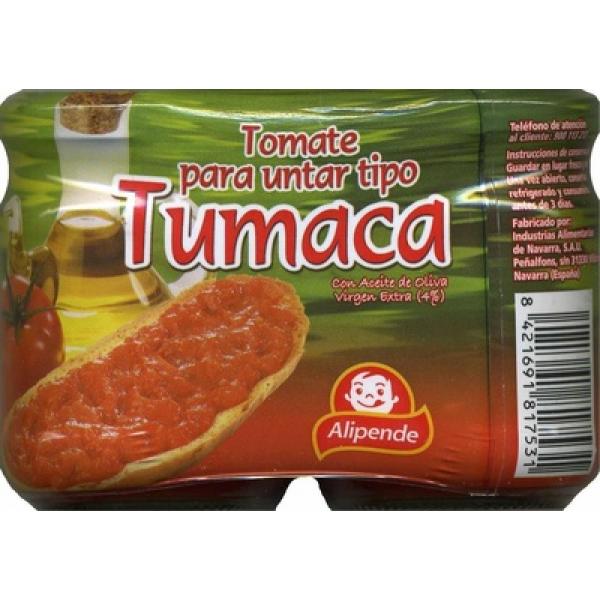 Tumaca