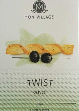 Twist Olives