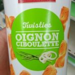 Twisties Oignon Ciboulette