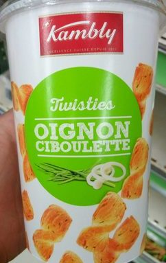 Twisties Oignon Ciboulette