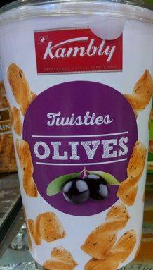 Twisties Olives