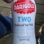 Two Reduced Fat Milk