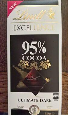Ultimate dark 95% cocoa