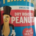 Unsalted dry roasted peanuts