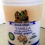 Vanilla Nonfat Yogurt