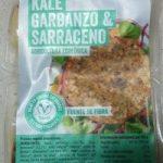 Vegeburger cereales kale