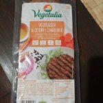 Vegetalia vegeburger seitan zanahorias