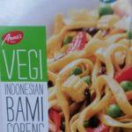 Vegi indonesian bami goreng