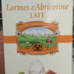 Villars Chocolat Liqueur Abricotine Tablette 100G