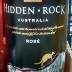 Vin Australien Rosé 2015 (12.0%)