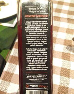Vinegre de vino