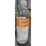 Vitamin well sparkling water