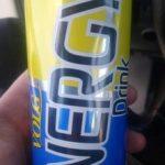 Volg energy drink