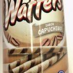 WAFFERS SABOR CAPUCHINO