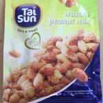 Wasabi peanut mix