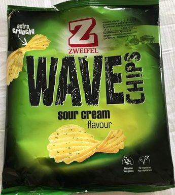 Wave Chips Sour Cream
