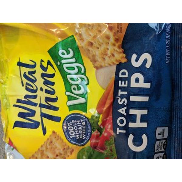 Wheat Thins Veggie Halal Haram Status Halal Food United States