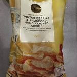 Winter Berries & Prosecco Hand cooked crisps