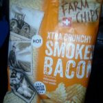 Xtra crunchy Smoked bacon HOT