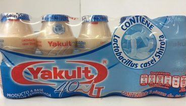 Yakult 40 Lt 5 pack